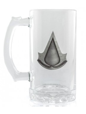 Jarra de Cerveza  Assassin's Creed Logo