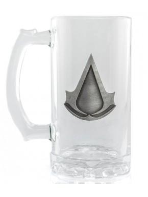 Jarra de Cerveza Assassin's Creed Logo
