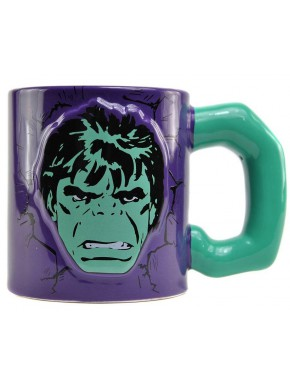 Taza Relieve Thor Marvel Comics