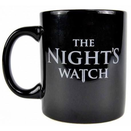 Taza Juego de Tronos Guardia de la Noche