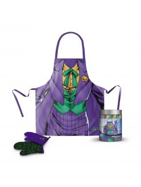 Delantal y Manopla Joker DC Comics Tarro de Cristal