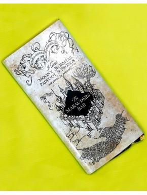 Chocolate Mapa del Merodeador Harry Potter