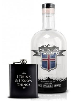 Pack Juego de Tronos Tyrion Vodka