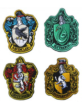 Parches Bordados grandes Harry Potter