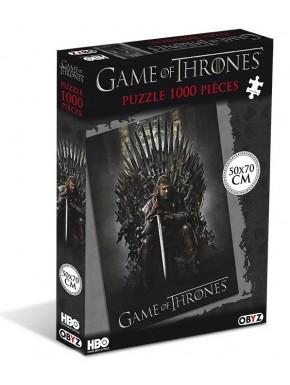 Puzzle Juego de Tronos Trono de Hierro 1000 piezas