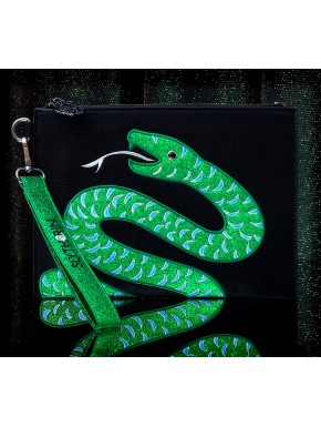 Bolso Clutch Slytherin Harry Potter by Danielle Nicole