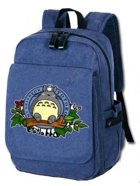 Bolso Mochila Totoro blue