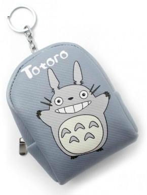 Monedero llavero Ghibli Totoro gris