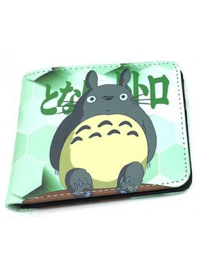 Cartera My Neighbour Totoro green