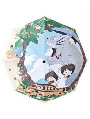 Paraguas Ghibli Totoro