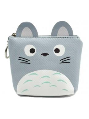 Monedero Totoro face