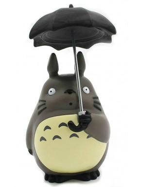 Figura Ghibli Totoro con Paraguas