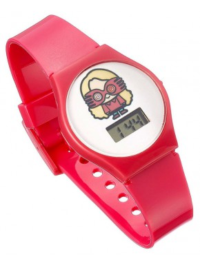 Reloj Luna Harry Potter Kawaii
