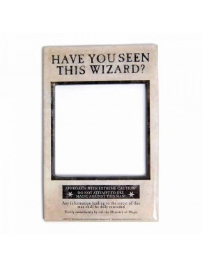 Imán Have you seen this wizard? Harry Potter