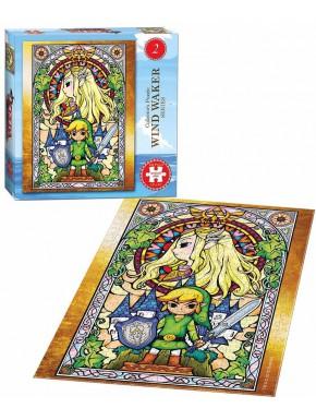Puzzle Nintendo Zelda Wind Waker Princess