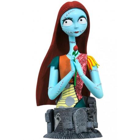 Figura Busto Sally Pesadilla Antes De Navidad 18 cm