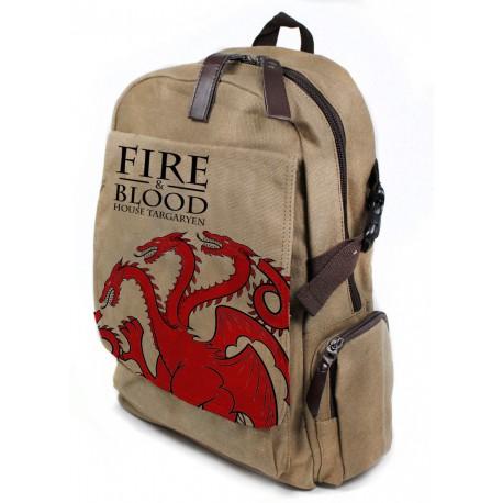 Bandolera loneta Targaryen Juego Tronos
