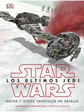 Libro Star Wars, Naves y Otros Vehículos