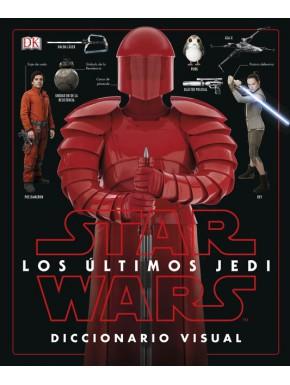 Libro Star Wars Los últimos jedi Diccionario Visual