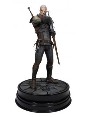 Figura Geralt de Rivia The Witcher III 20 cm