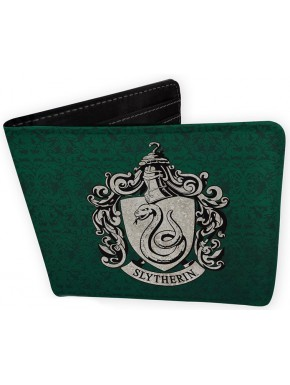 Cartera Harry Potter Slytherin Vinilo