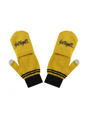 Guantes con manopla Hufflepuff Harry Potter