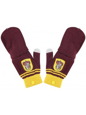 Guantes con manopla Gryffindor Harry Potter
