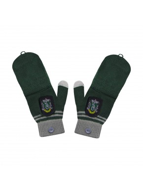 Guantes con manopla Slytherin Harry Potter