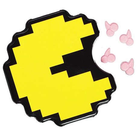 Pac-Man Caramelos Comecocos Pixel