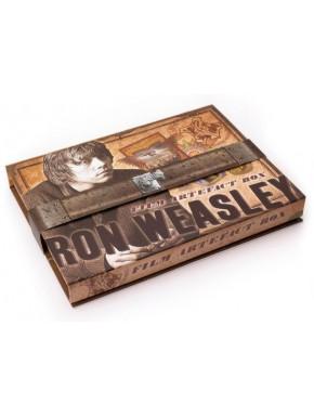 Cofre Artefacto Ron Weasley Harry Potter