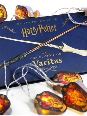 Libro Harry Potter: la colección de varitas