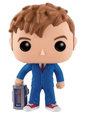 Funko Pop Dr Who 10th Doctor