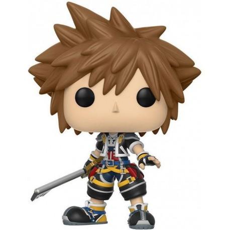 Funko Pop! Sora Kingdom Hearts Disney