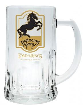 Jarra cristal El Señor de los Anillos Pony Pisador
