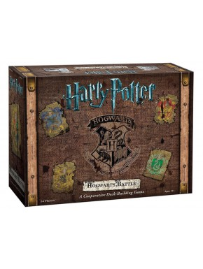 Juego Deck-Building Hogwarts Battle