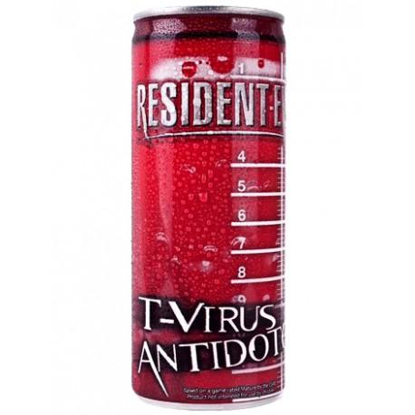 Bebida Resident Evil T-Virus Antidote