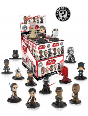 Mini Funko Sorpresa Star Wars The Last Jedi Funko