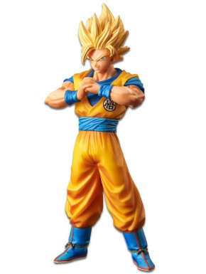 Figura Dragon Ball Goku Banpresto DXF Super Warriors