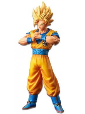 Figura Dragon Ball Goku Banpresto DXF Super Warriors