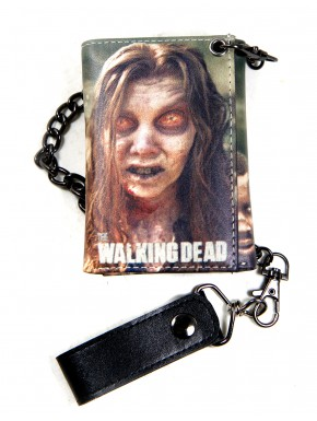 Cartera con cadena The Walking Dead