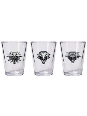Set vasos de chupito The Witcher 3