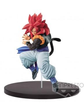 Figura Dragon Ball Super Saiyan 4 Gogeta 14 cm Banpresto Figuration
