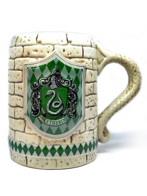 Jarra Cerveza Harry Potter Slytherin