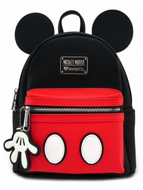 Bolso mochila Loungefly Mickey Mouse Costume