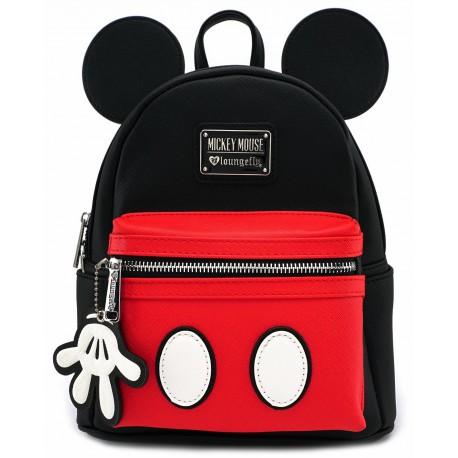 Bolso mochila Loungefly Mickey Mouse Costume