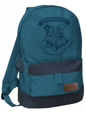 Mochila Hogwarts Harry Potter Azul