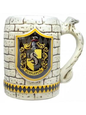 Jarra Cerveza Harry Potter Hufflepuff