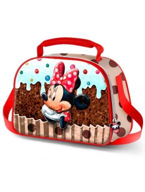 Bolsa Portameriendas Minnie Muffin Disney