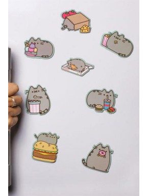 Set imanes Pusheen Cat