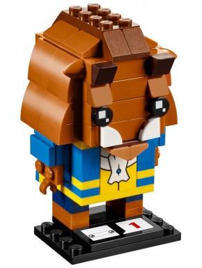 Figura LEGO BrickHeadz Bestia La Bella y la Bestia